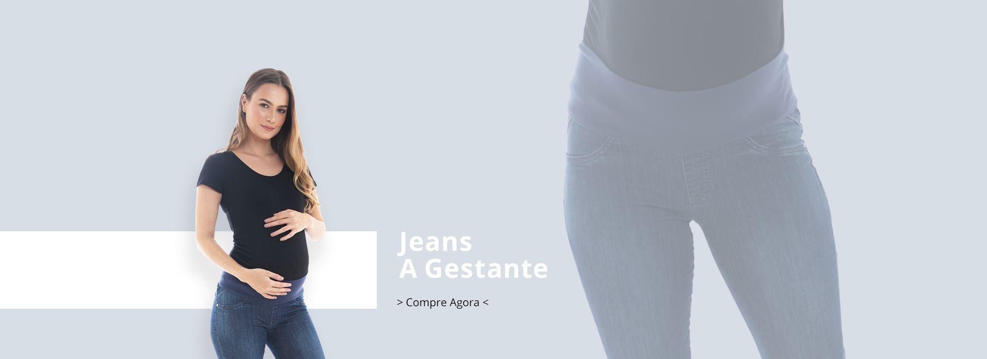 Jeans A Gestante
