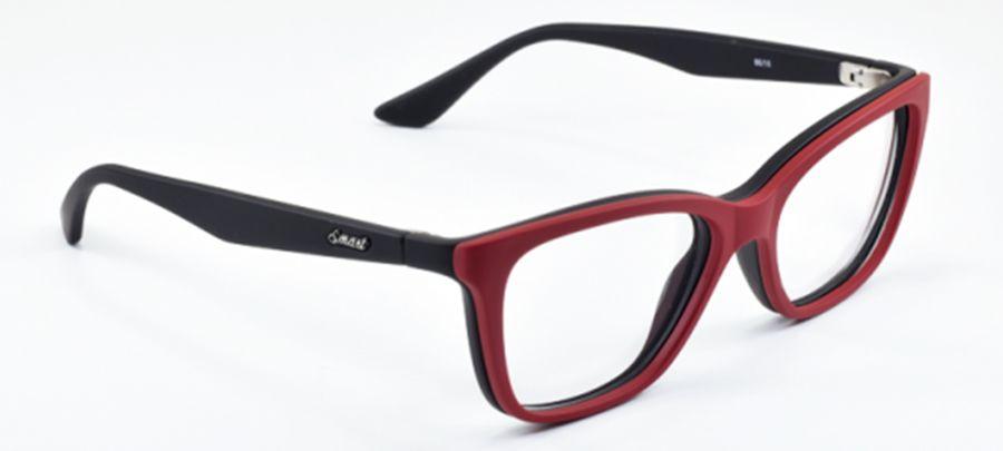 ÓCULOS DE GRAU SMART COM CLIP-ON 936