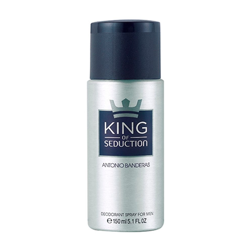 KING OF SEDUCTION DEO SPRAY 150ML