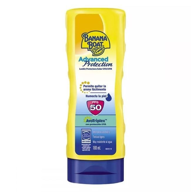 BANANA BOAT ADVANCED PROTECTION FPS50 180ML