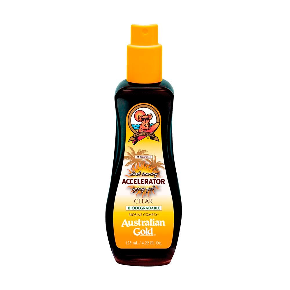 AUSTRALIAN GOLD ACELERADOR SPRAY GEL CLEAR