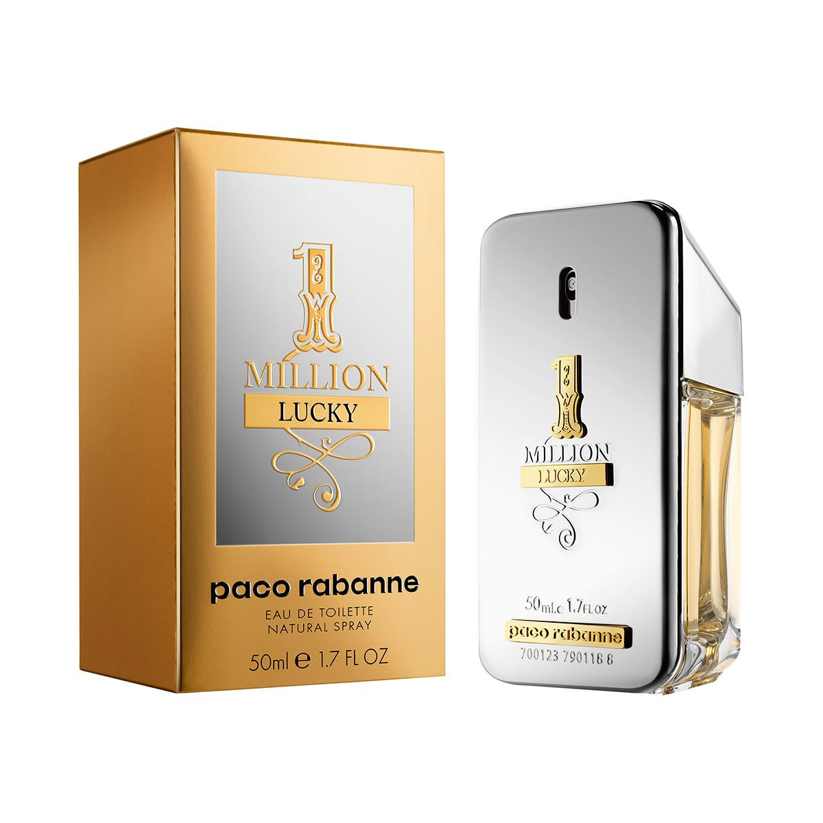 1 MILLION LUCKY EDT 50ML