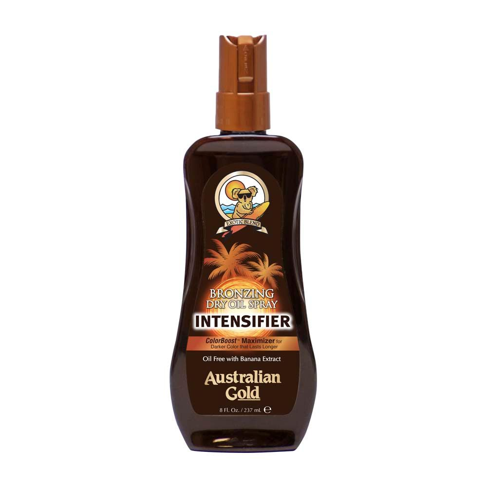 INTENSIFIER BRONZEADOR OLEO SECO SPRAY 237ML