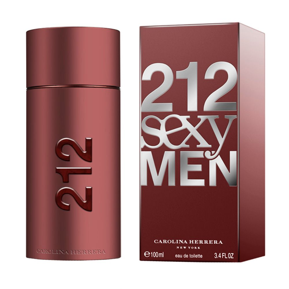 212 SEXY MEN EDT 100ML