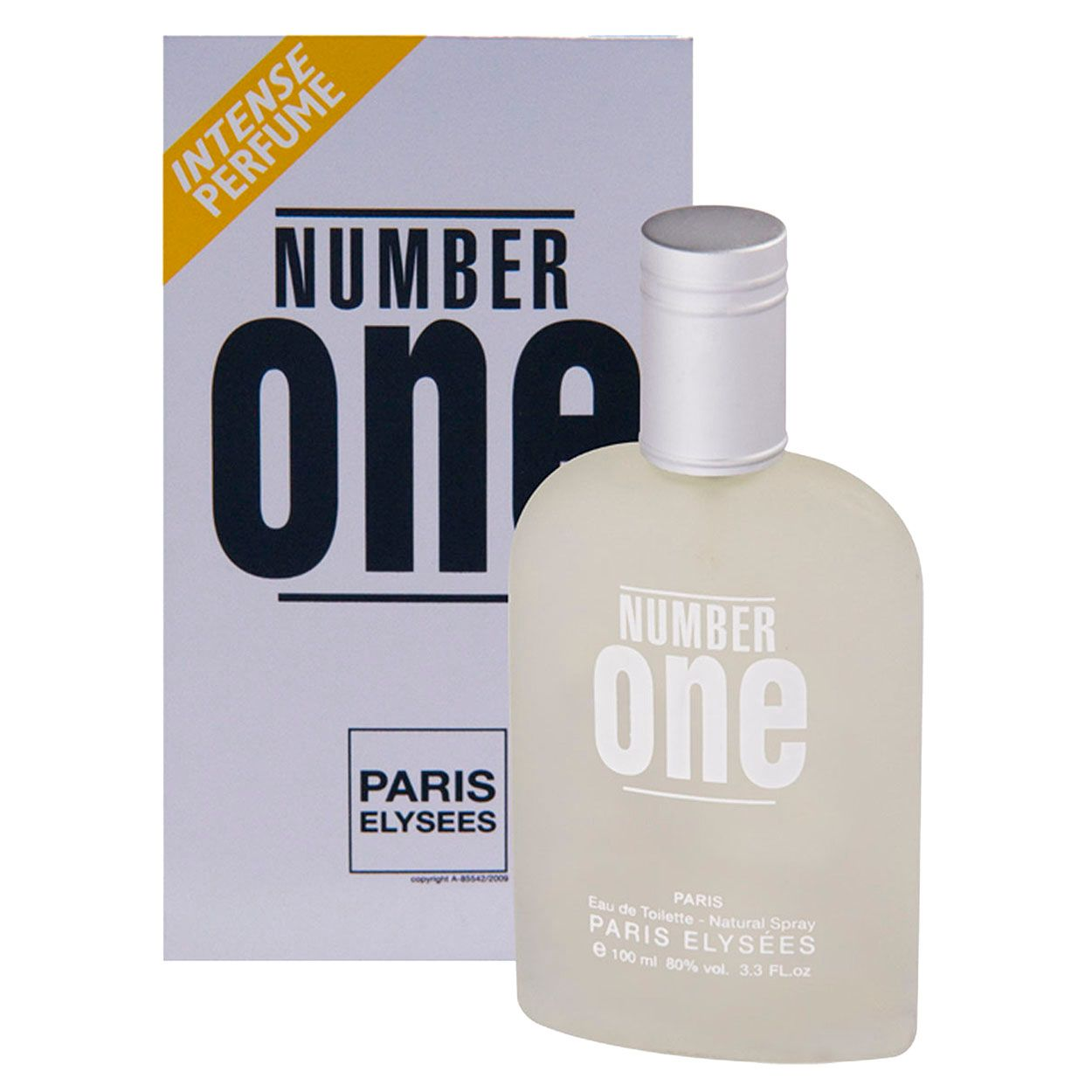 NUMBER ONE EDT 100ML