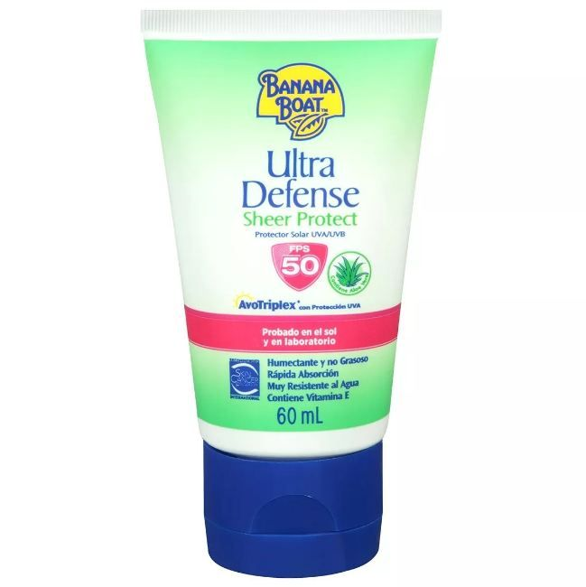 BANANA BOAT ULTRA DEFENSE FPS50 60ML