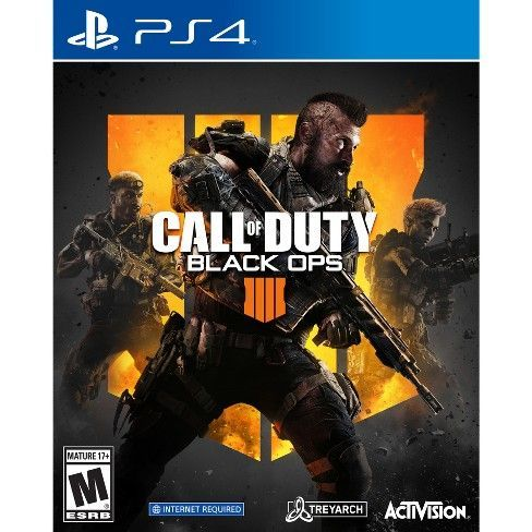 Game PS4 Call of Duty Black Ops 4
