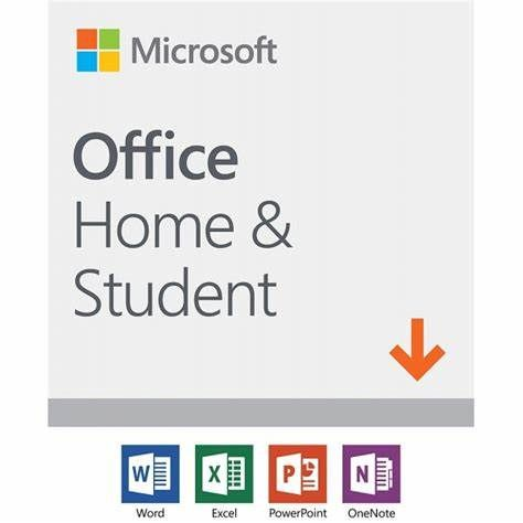 Office 2019 Home And Student Microsoft ESD 79G-05010 (ESD - Download -1 Dispositvo)