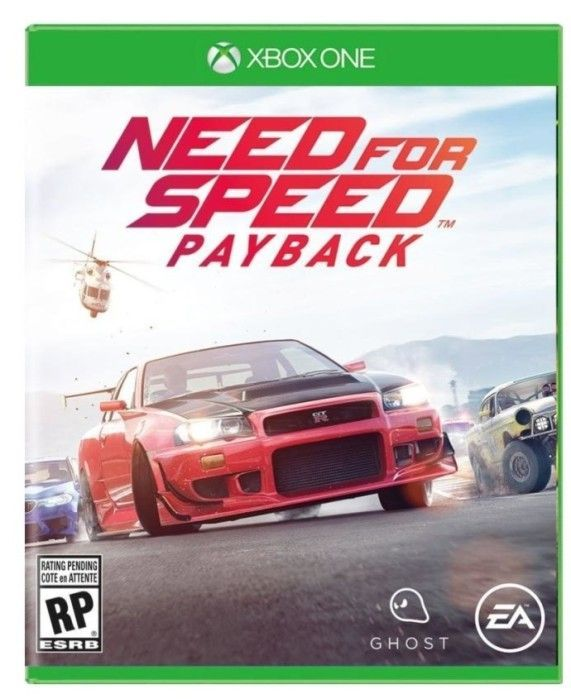 Game Xbox One Need for Speed Payback EA3032ON