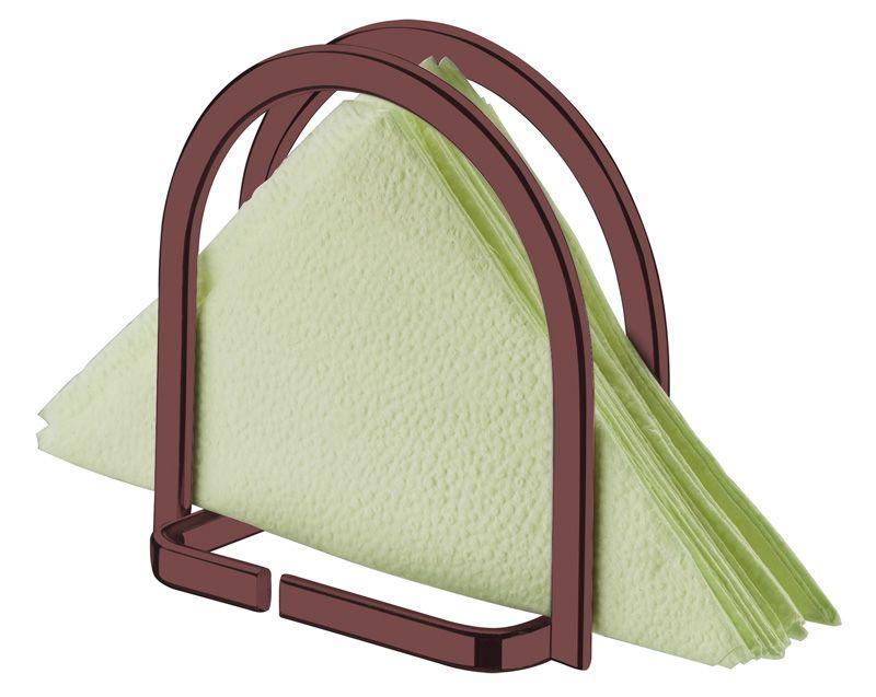Porta Guardanapos Pequeno - Bronze