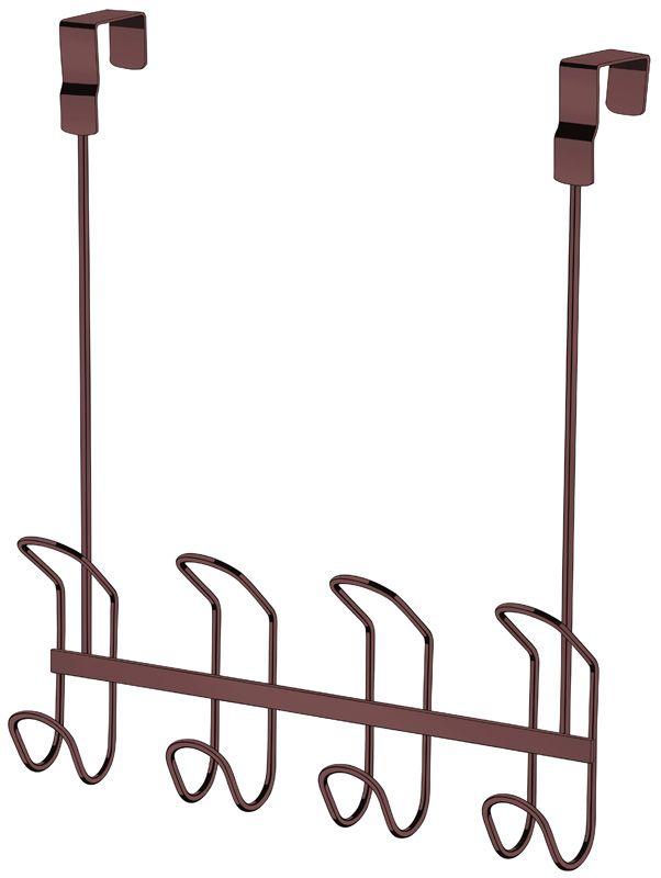Suporte Multiuso para Porta - Bronze