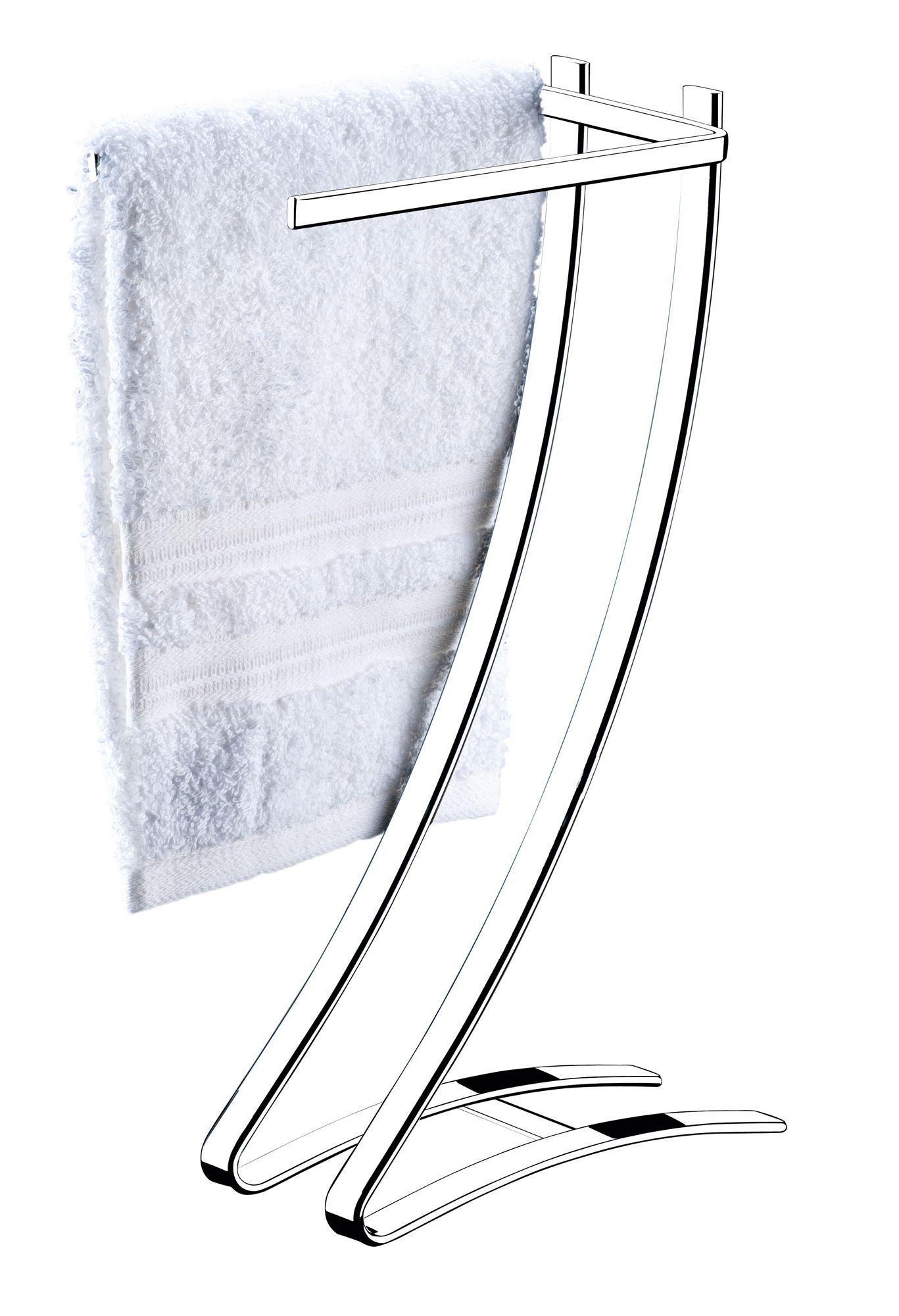 Porta Toalha de Bancada