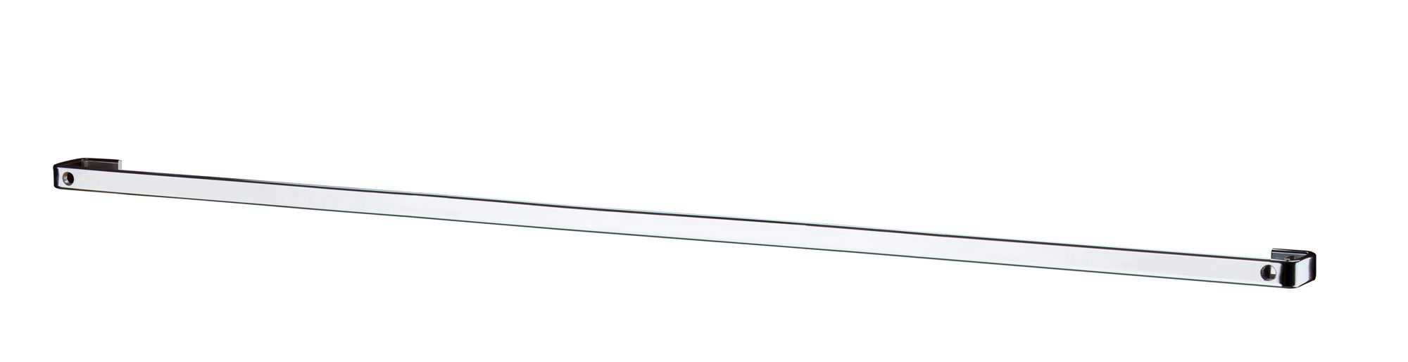 Barra de Piatina 60cm com 6 ganchos