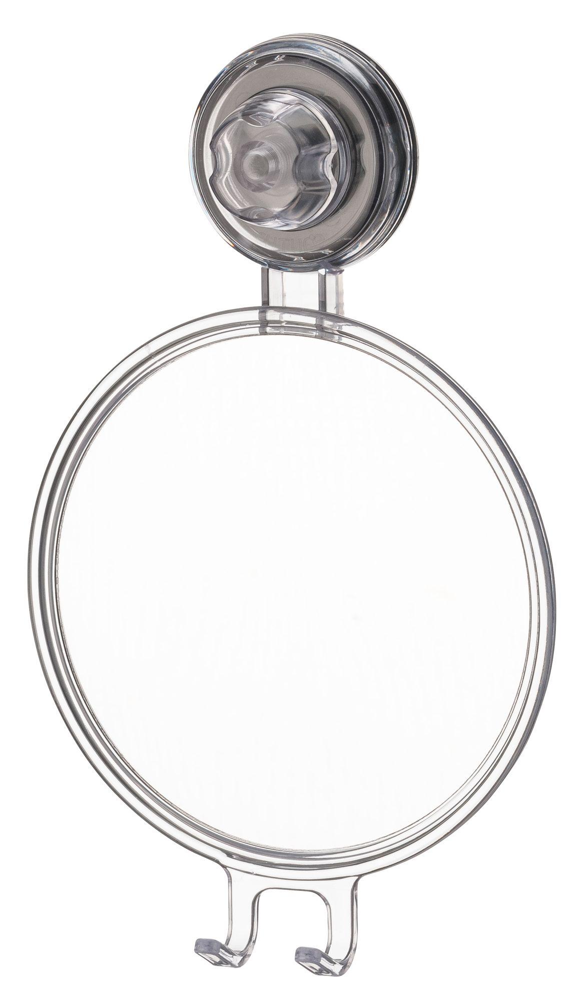 Espelho Antiembaçante com Ventosa - Natural