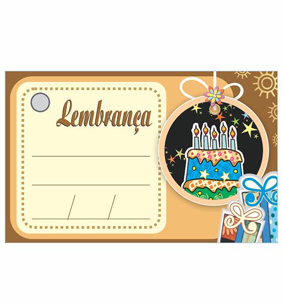 LB-23: Lembrancinhas