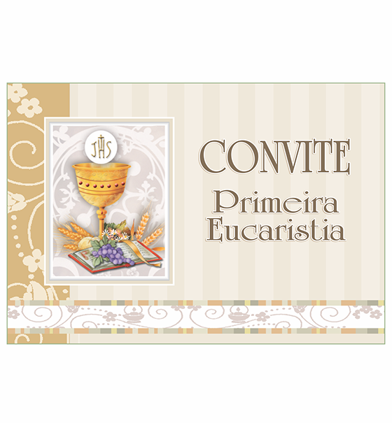 Co 62 Convite Eucaristia10 Un Envelopes