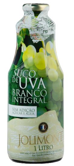 Suco de Uva Integral Branco