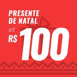 Presentes até R$100,00
