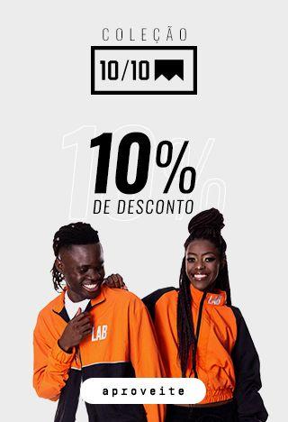 Black Lab 2019 - Coleção 10/10 com 10% OFF