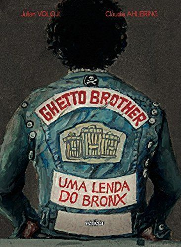 Livro Ghetto Brother