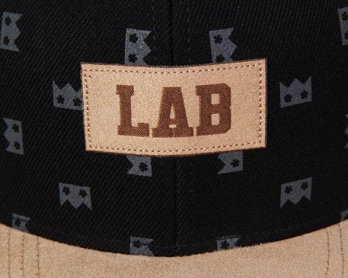 Boné Strapback Lab Fullprint