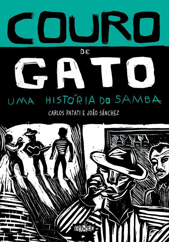 LIVRO - COURO DE GATO
