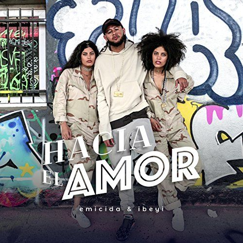 Vinil Emicida e Ibeyi - Hacia el amor (single)