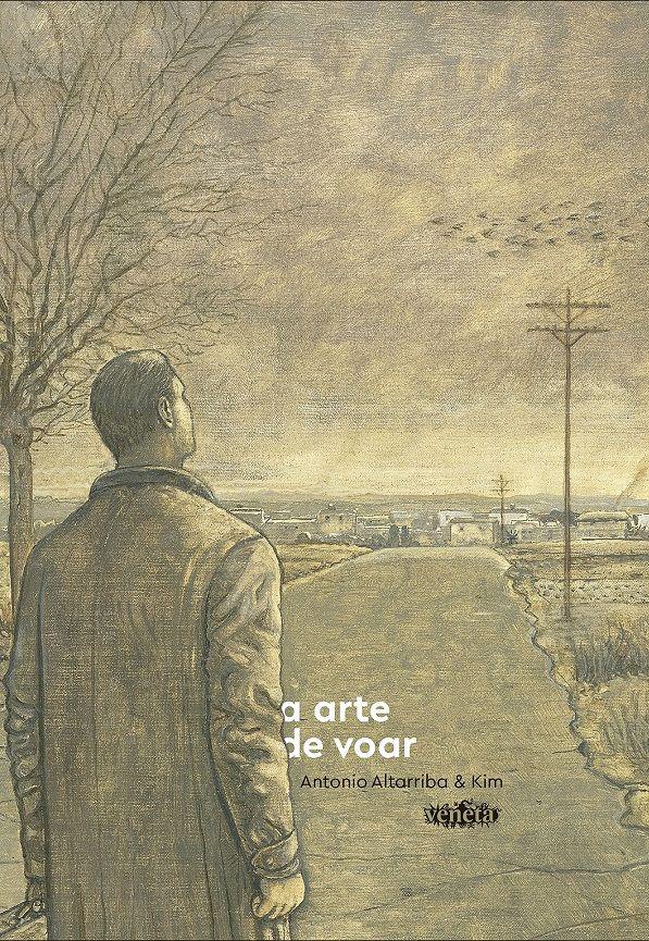 LIVRO - A ARTE DE VOAR