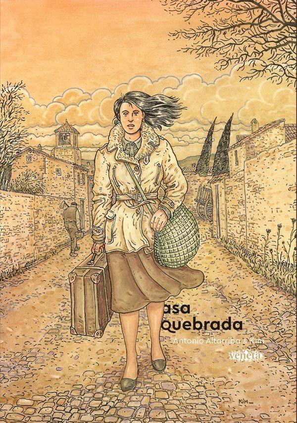 LIVRO - ASA QUEBRADA