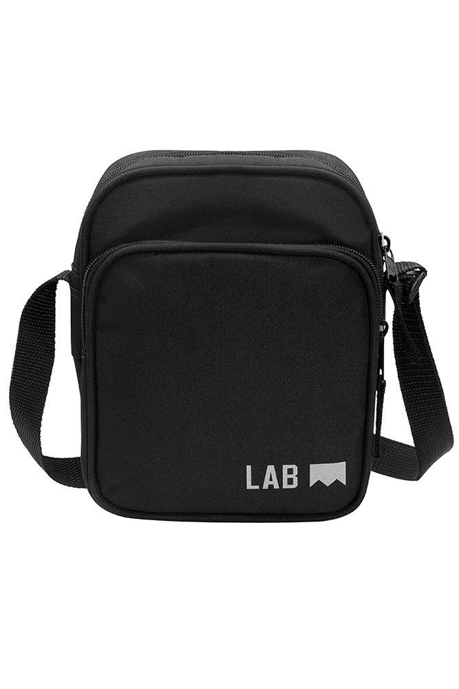 Shoulder bag large Lab Fantasma Preta