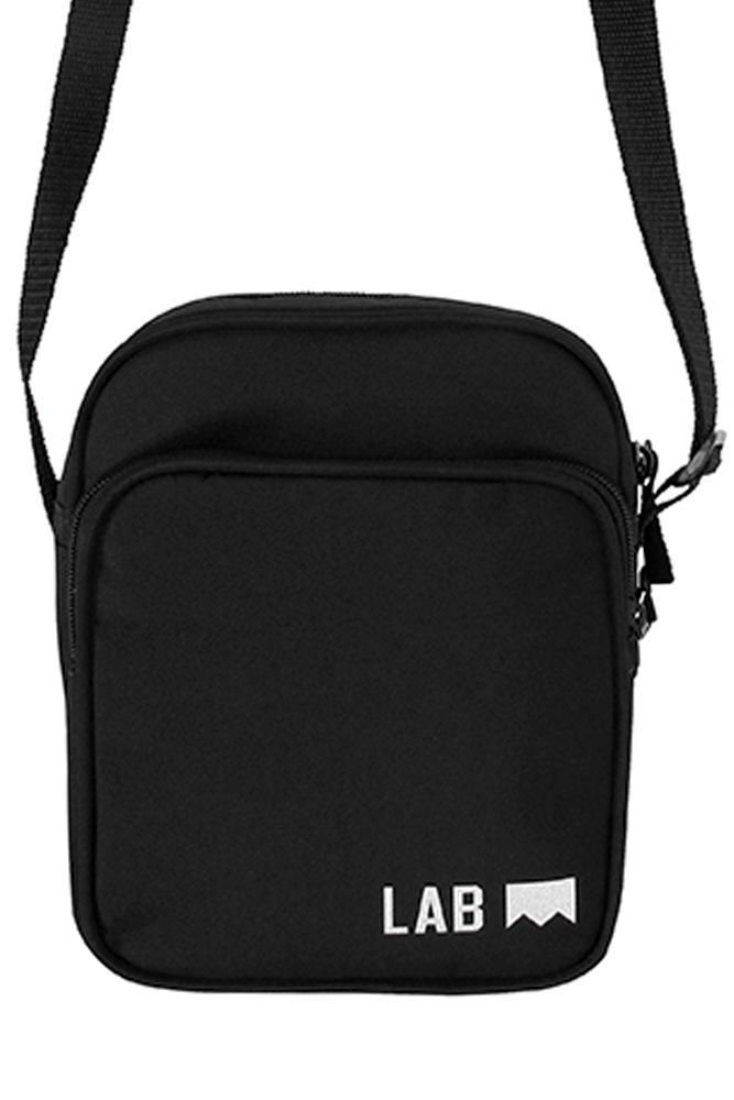SHOULDER BAG LARGE LAB FANTASMA PRETA