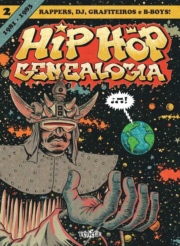 Livro Hip Hop Genealogia Vol 2