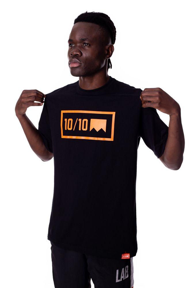 Camiseta Básica Lab 10/10 Preta