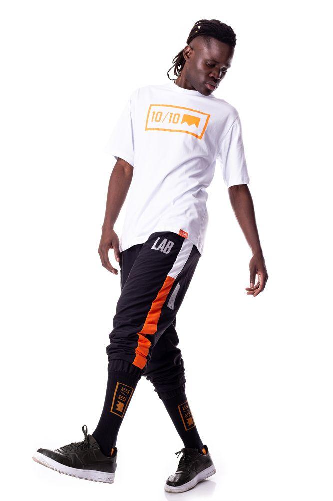 Camiseta Básica Lab 10/10 Branca