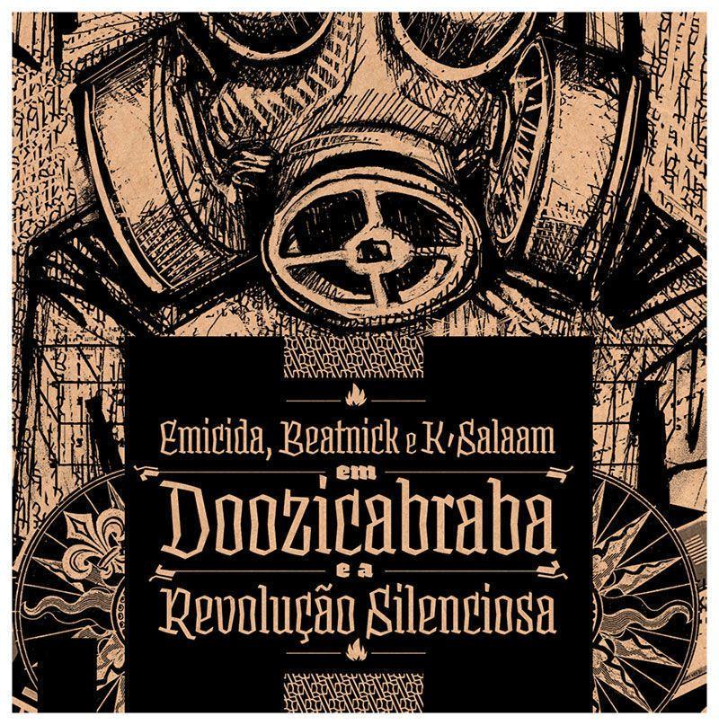 CD EMICIDA - DOOZICABRABA E A REVOLUÇÃO SILENCIOSA