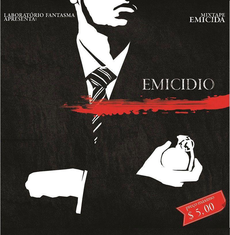 CD EMICIDA - EMICIDIO
