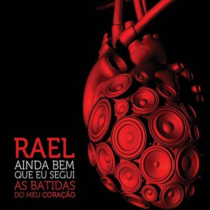CD Rael - Ainda bem que eu segui as batidas do meu coração [Digipack]