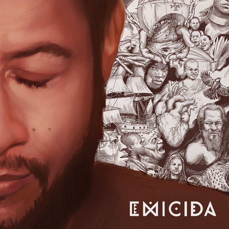 CD Emicida - Sobre crianças, quadris, pesadelos e lições de casa
