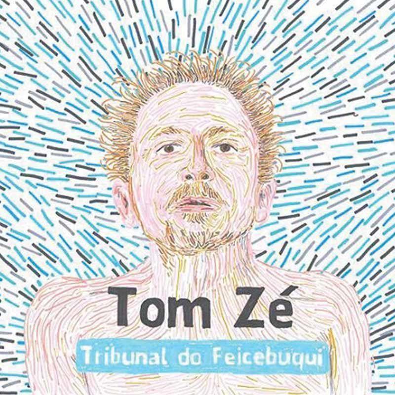 VINIL TOM ZÉ - TRIBUNAL DO FEICEBUQUI (COMPACTO)