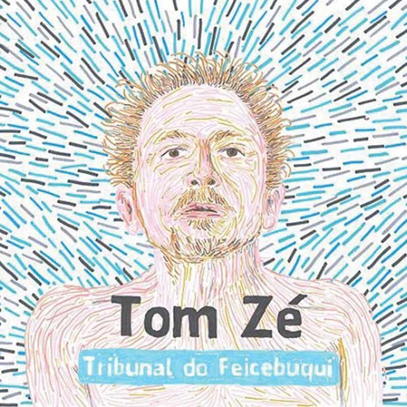 Vinil Tom Zé - Tribunal do Feicebuqui (compacto)
