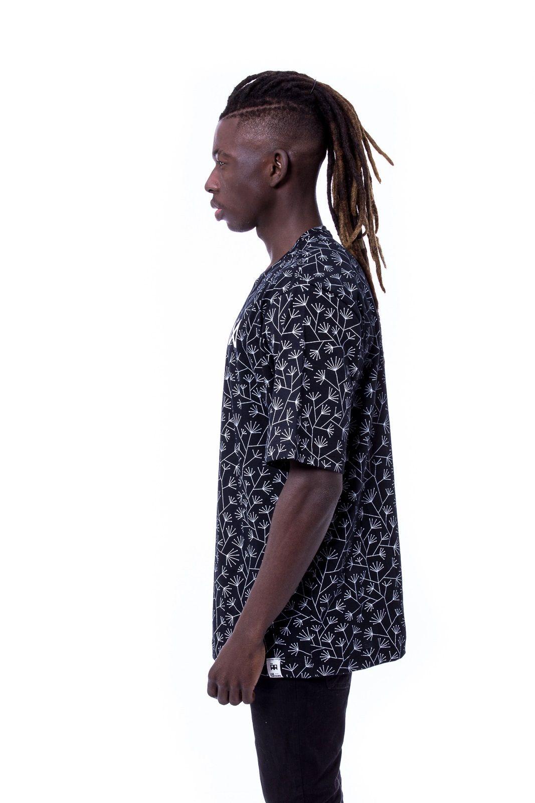 Camiseta Básica Emicida Preta