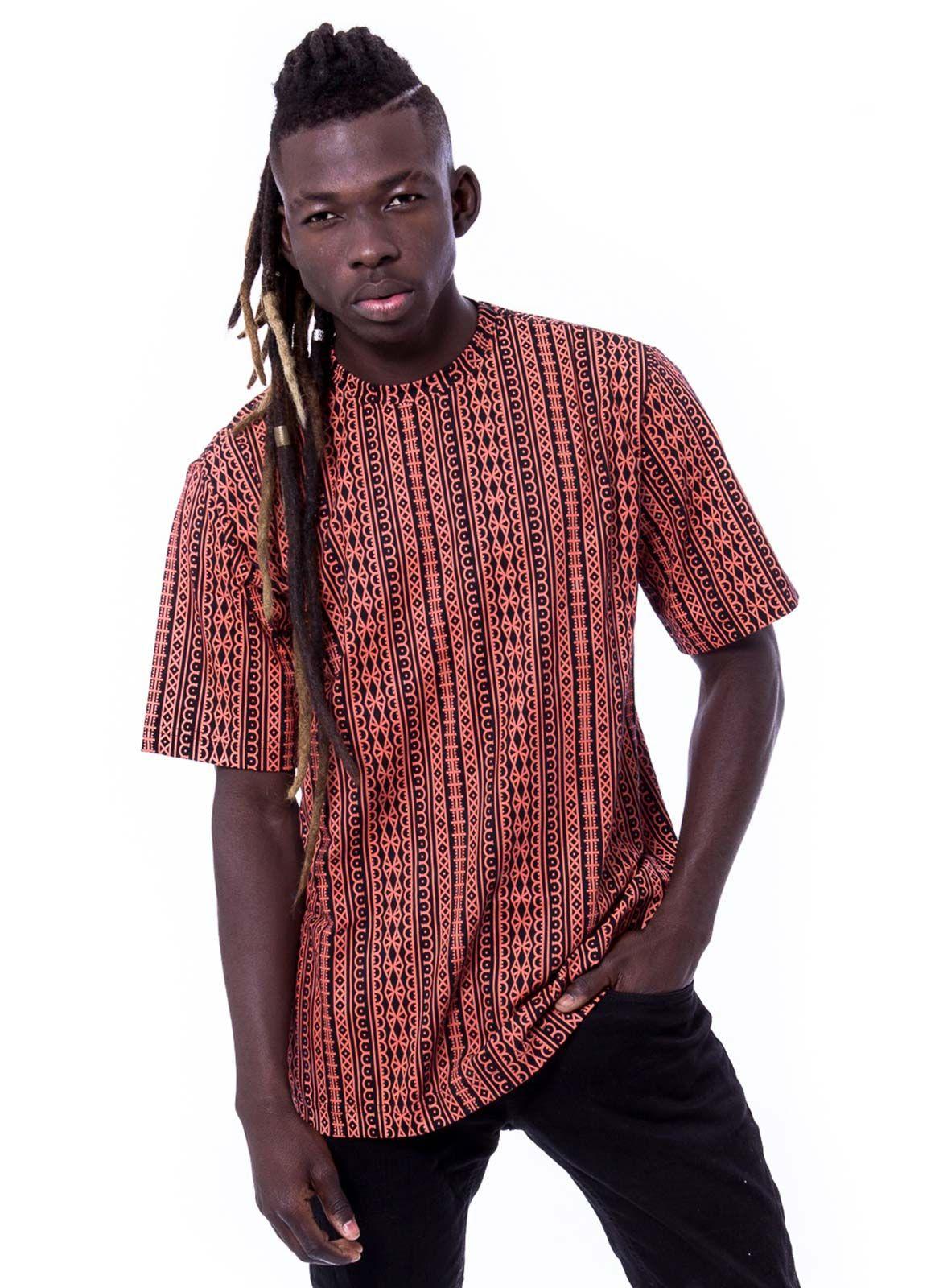 Camiseta Básica Emicida África Preta