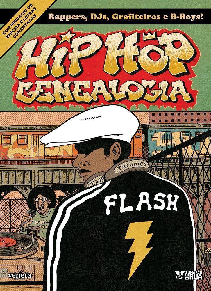 Livro Hip Hop Genealogia