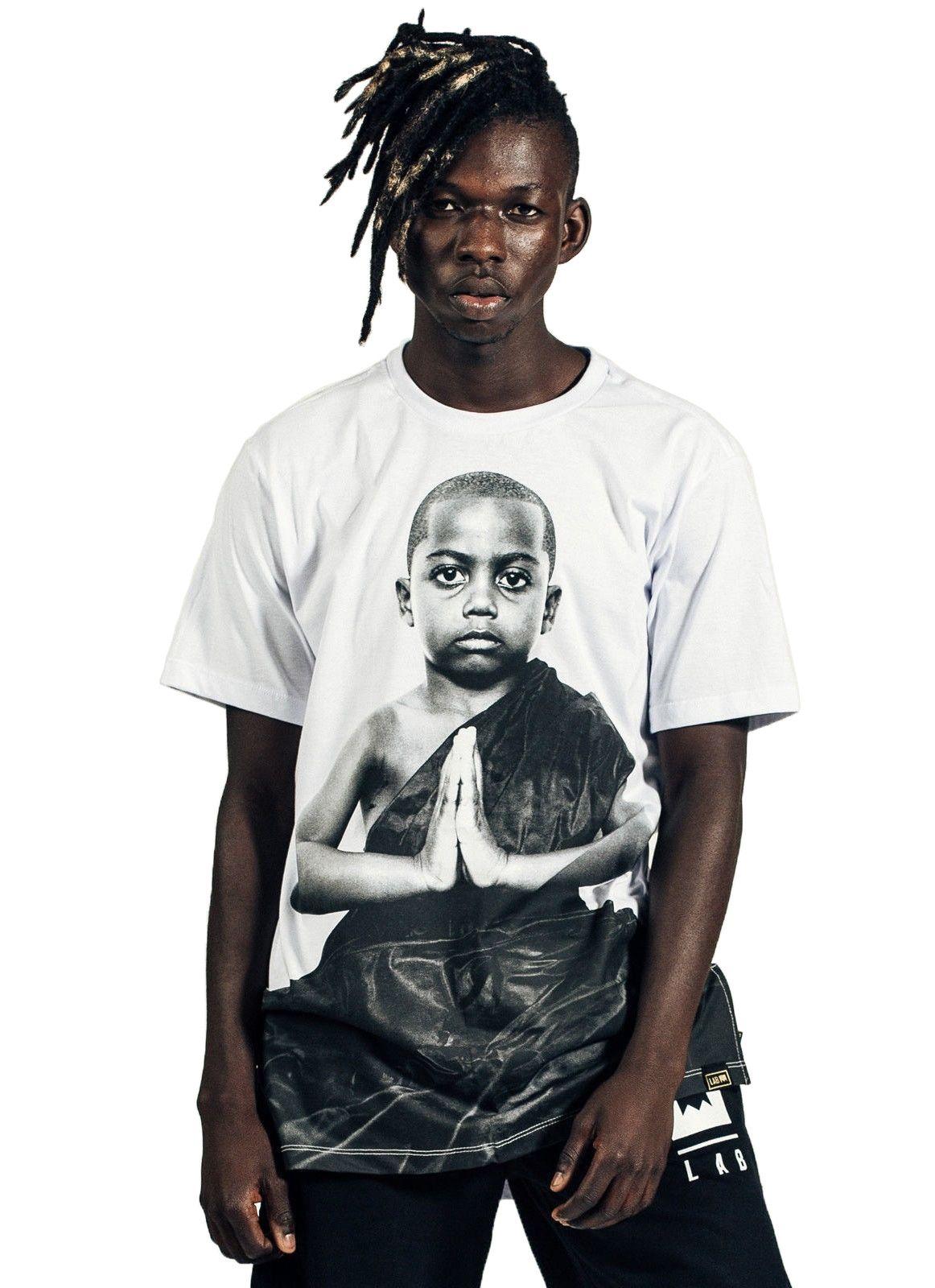 Camiseta Oversized Buda