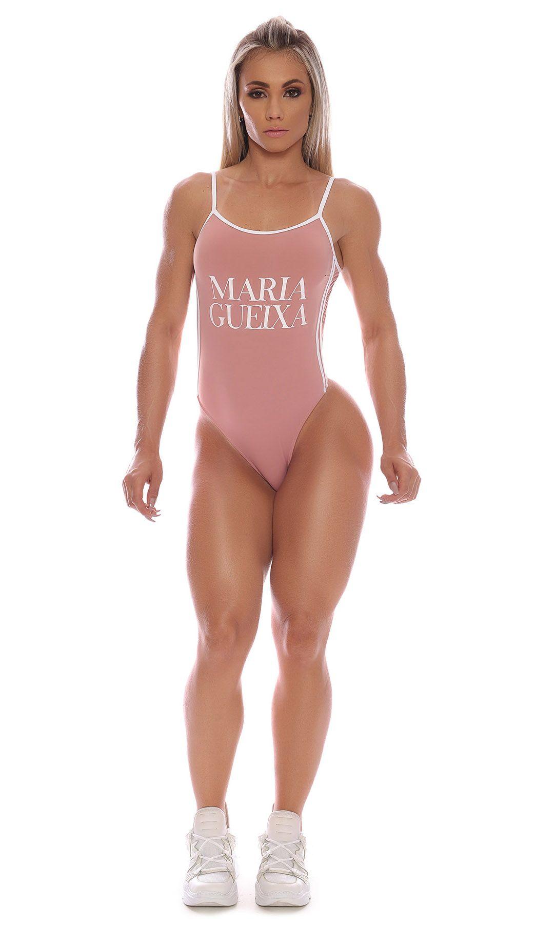 Maiô Active Maria Gueixa Nude