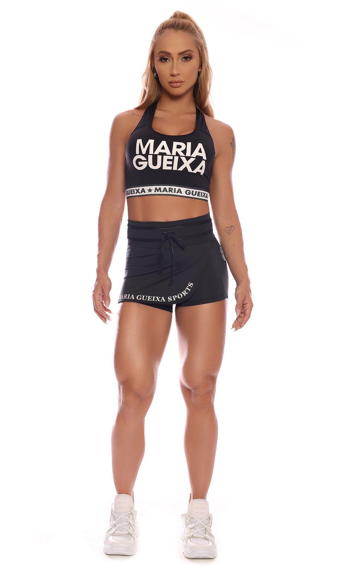 Top Bojo Performance Maria Gueixa Preto
