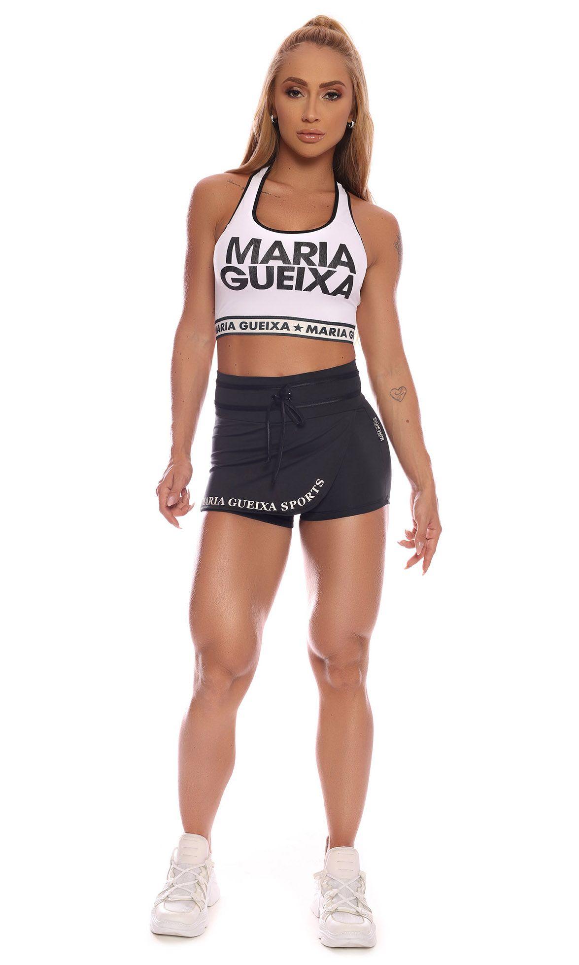 Top Bojo Performance Maria Gueixa Branco