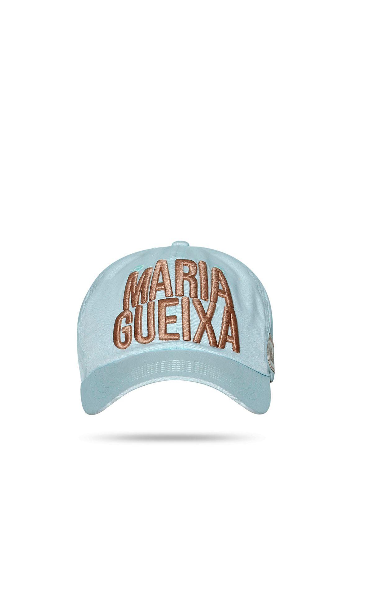 Boné Aba Flex Maria Gueixa Azul