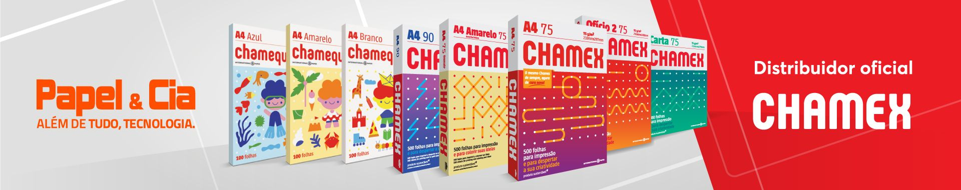 Distribuidor oficial CHAMEX