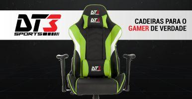Cadeira Gamer | DT3
